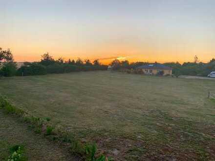 Zwei traumhafte Grundstücke in absoluter Bestlage mit Süd-West Ausrichtung in Tangermünde