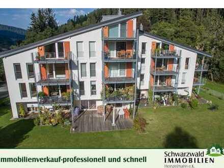2,5-Zimmerwohnung bei Bad Wildbad-Gemeinschaftliches Wohnen in Traumlage im Schwarzwald