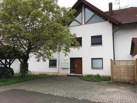 3 Zimmer Wohnung mit Terrasse/Garten
