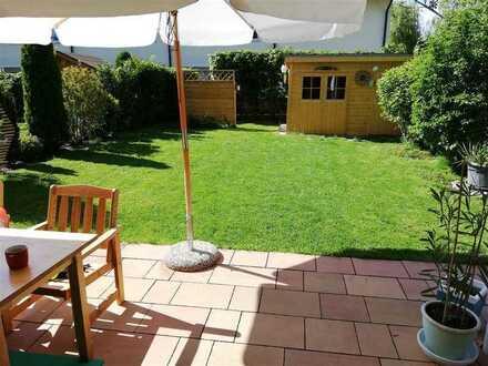 5 1/2- Zimmer-Luxus-EG-Wohnung mit Garten in Kempten