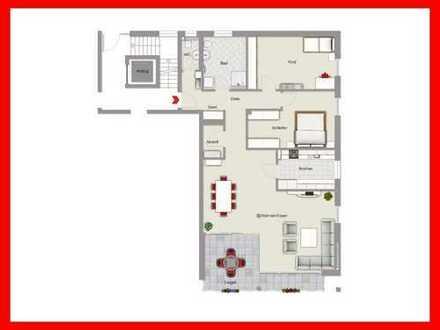 Neue moderne Eigentumswohnung mit Südbalkon