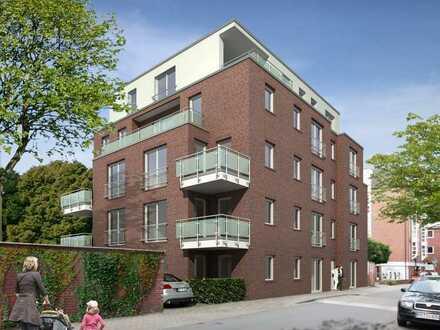 2-Zimmer-Wohnung im MFH Johanniterstr. in Münster