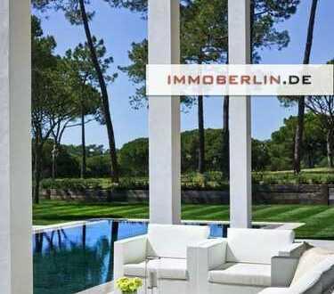 IMMOBERLIN: EINZIGARTIG! Sehr repräsentative Luxusvilla für den gehobenen Anspruch