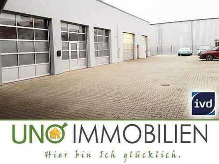 +++ KFZ- Werkstatt voll ausgestattet mit Waschhalle, Lager u. Kfz- Stpl. ++ in Waiblingen +++