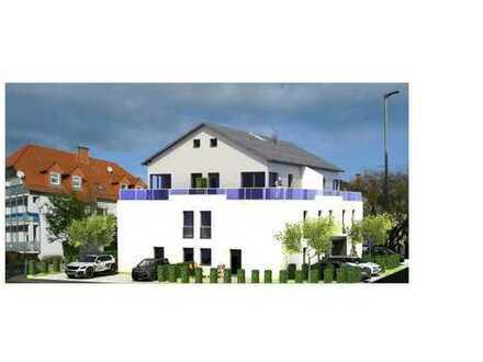 Provisionsfrei - Neue Penthouse Wohnung in Lustadt! (Wohnung Nr. 4)