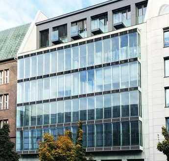 ALLEINAUFTRAG AAA TOP LAGE repräsentative Geschäfts-Bürogebäude am Checkpoint Charlie
