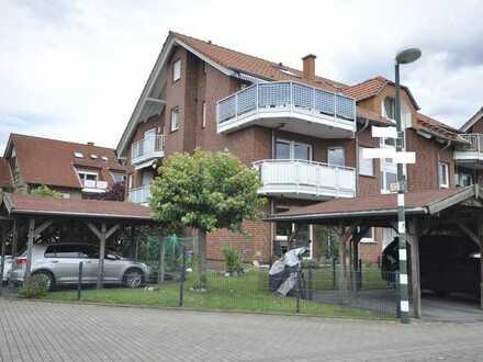 Kleine 2-Zimmer-ETW mit Balkon in Altlünen