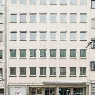 Helle Bürofläche- in bester Innenstadtlage-kleines, sehr feines Bürohaus mit Aufzug, Stellplatz etc.