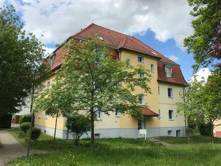 3-Zimmer-Wohnung im Grünen mit großem Süd-Balkon!