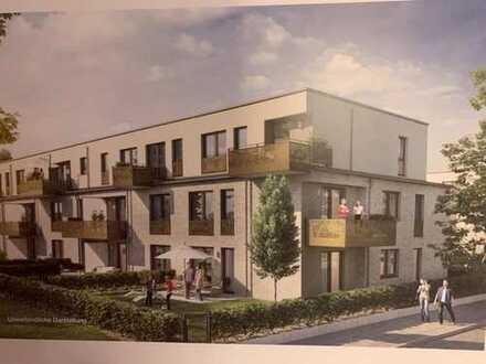Erstbezug mit Balkon: exklusive 3-Zimmer-Wohnung in Pulheim