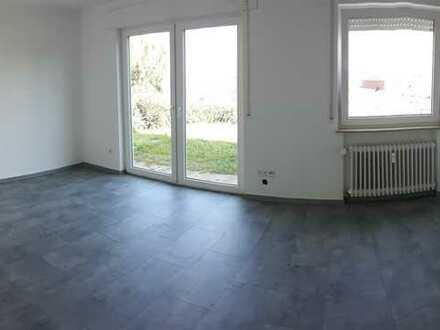 Neuwertige 2-Zimmer-Erdgeschosswohnung mit Einbauküche in Winnenden