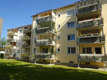 neu renovierte 3-Zimmerwohnung mit Balkon