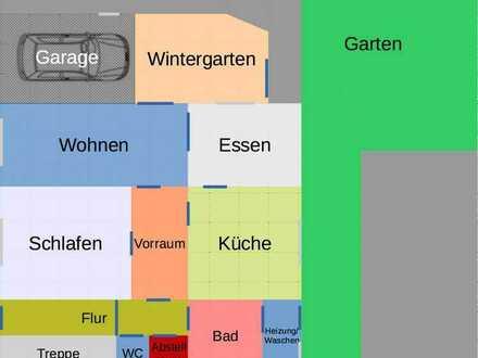 Gepflegte 3-Zimmer-Wohnung mit EBK in Hermaringen