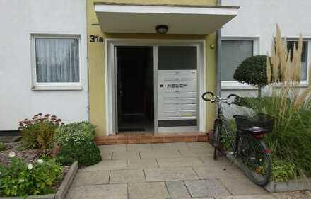 Vollständig renovierte und helle 2-Zimmer-Wohnung mit Balkon in Dorsten
