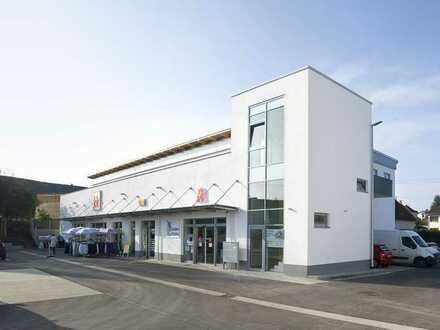 moderne Wohnung im Fachmarktzentrum (Blies-Zentrum) zu vermieten