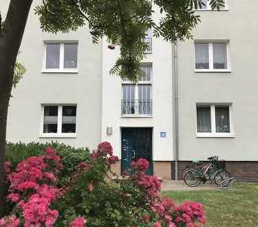 Helle Wohnung mit EBK in der nördl. Mühlenvorstadt