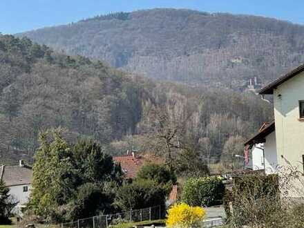 Bauplatz für Doppelhaushälfte Süd-West Lage mit Burgenblick