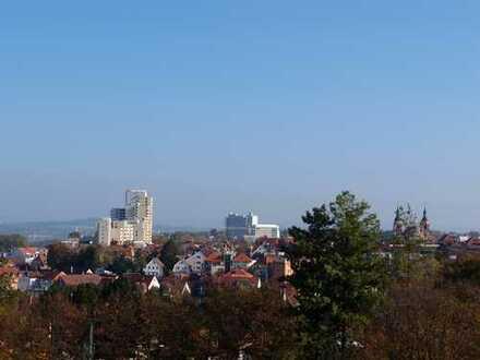 ERSTBEZUG ! Hochwertige 2 Zimmerwohnung mit EBK und Balkon in S-Bahn Nähe in Ludwigsburg !
