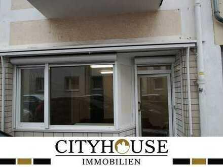 CITYHOUSE: 2 angrenzende Ladenlokale, hell und freundlich mit insgesamt 70 m² in Humboldt /Gremberg