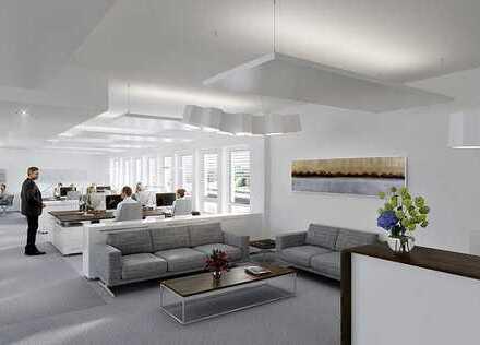 Erstklassige Büro- und Gewerbeflächen / auch als Single-Tenant-Objekt / Nähe O2-Tower / BMW