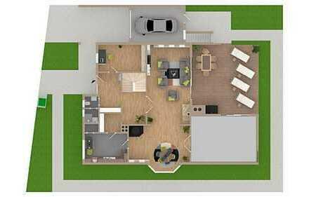 Einfamilienhaus mit hochwertiger Ausstattung in ruhiger Lage vom Mutterstadt