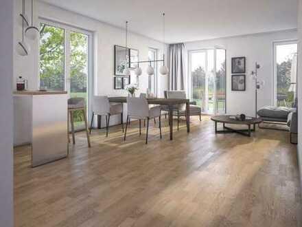 Familienfreundliche Doppelhaushälfte mit hochwertiger Ausstattung und lichtdurchfluteten Räumen