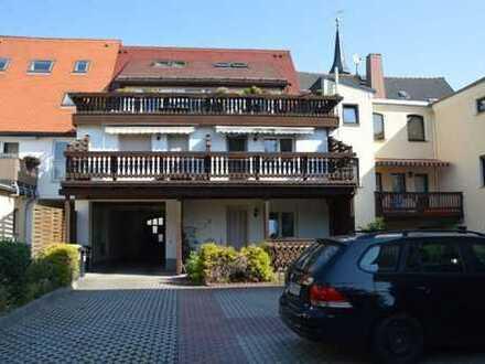 2-Zimmer Dachgeschoß Wohnung mit Balkon Markt Siebenlehn