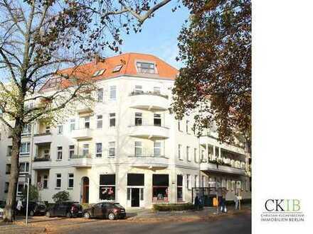helle 63m² Eigentumswohnung, 2 Balkone, 2.OG Altbau mit EBK und Keller - bezugsfertig