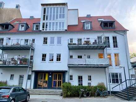 Neuwertige 3-Raum-Wohnung mit Balkon Arrenbergsche Höfe