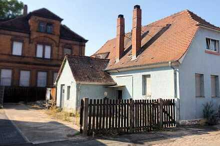 Baufläche mit großem Potential in Mannheim-Scharhof