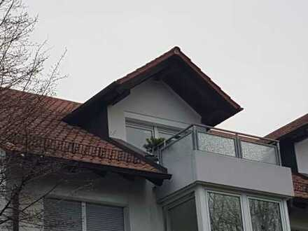 Schöne 2-Zimmer Dachgeschosswohnung - Bietigheim-Bissingen | Nähe Krankenhaus