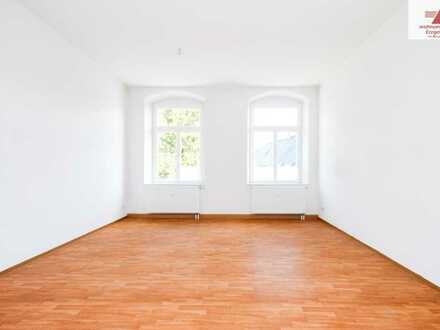 Großzügige 2-Raum-Wohnung direkt im Zentrum von Jöhstadt!!