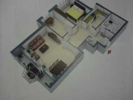 Exklusive, gepflegte 3-Zimmer-Wohnung mit Balkon und EBK in Rissen, Hamburg
