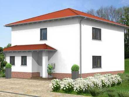 Modernes Stadhaus in Ortenburg