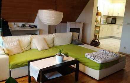 Helle 2,5-Zimmer Dachgeschosswohnung mitten in der Limburger Altstadt
