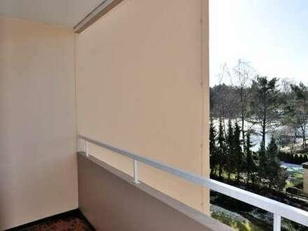 Schöne 3-Zimmerwohnung mit Blick ins Grüne in Bielefeld-Sennestadt
