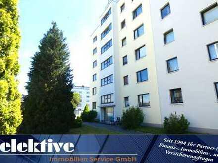 Rheinberg -Sanierte u. modernisierte 3,5 Zi.-Wohnung im 2.OG mit Balkon und Aufzug nahe Stadtzentrum