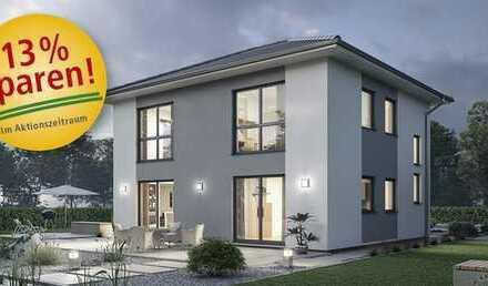 Sonderaktion bis 31.12.2019 für Selbstbauer. Ytong Bausatzhaus Stadtvilla