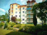 1 Zimmer Wohnung mit Balkon in Homburg, zentrumsnah