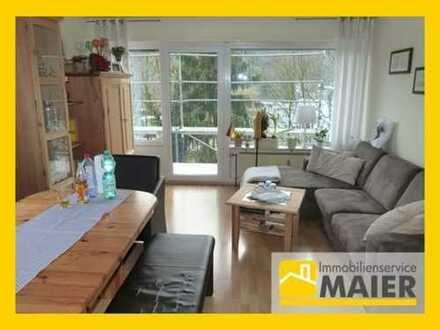 Großzügige 5-Zimmer-Wohnung mit zwei sonnigen Balkonen!