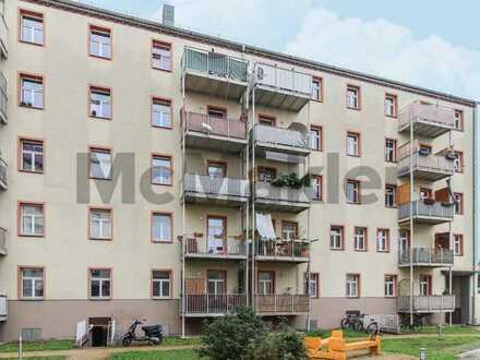 Top-Aussichten in beliebter Wohnlage: Modernisierte ETW mit Balkon, Loggia und Gemeinschaftsgarten