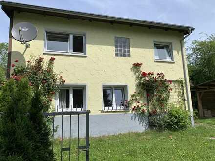 Kleines Einfamilienhaus, freistehend in Saarbrücken - Scheidt, ideal für Naturliebhaber