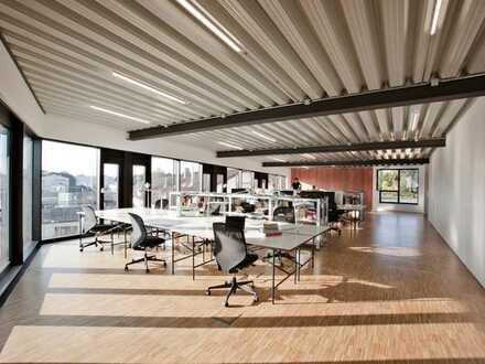 Moderne Bürofläche mit einer tollen Dachterrasse provisionsfrei! Nachmieter gesucht!