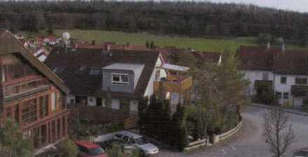 Gepflegte 2-Zimmer-Wohnung mit EBK und Balkon in Heidenheim