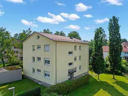 Zeitnah Bezugsfrei ! Praktisch geschnittene Wohnung in zentrumsnaher Lage von Biberach !