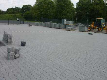 RASCH Industrie: Vermietung einer befestigten Freifläche in Essen-Bergeborbeck
