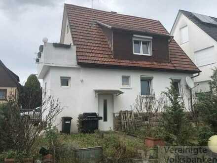 Gemütliches Einfamilienhaus mit Garten in Renningen!