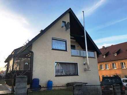 Schöne Doppelhaushälfte in Creußen in ruhiger Lage!