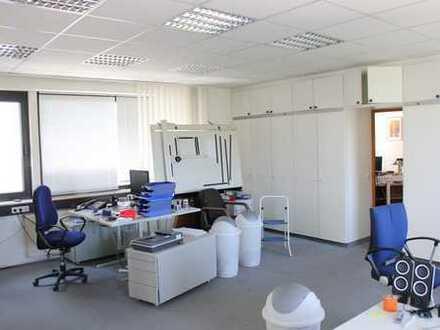 Großzügige Büroräume (Mietfläche variabel - ab ca. 100 m², bis ca. 210 m²)
