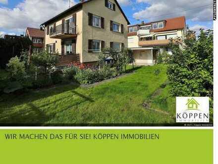 Sofort frei - Freist. 2-Fam.-Haus mit Garten in Winnenden, zwischen Rems-Murr-Klinik und Arkadien